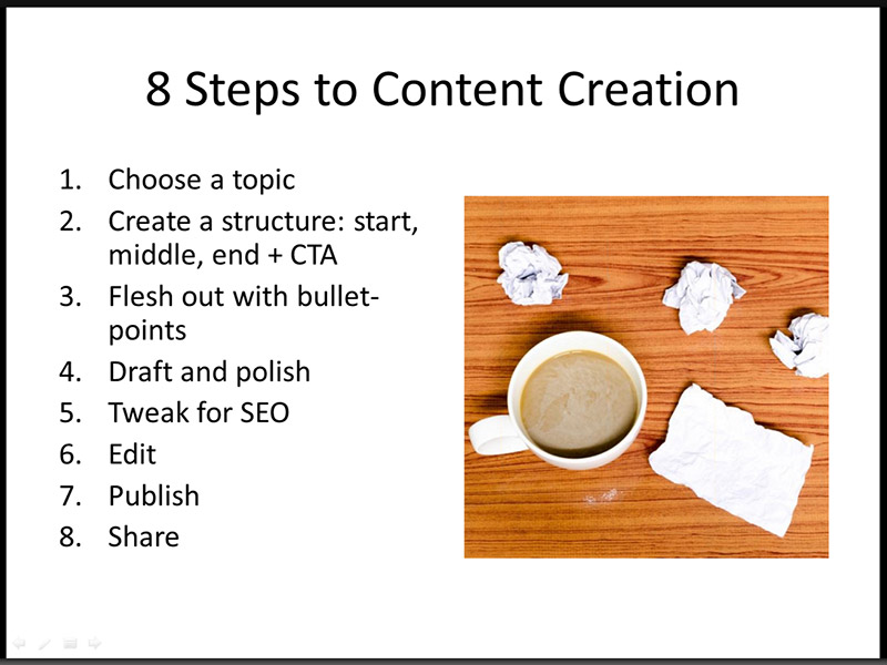 8-steps-to-content-creation