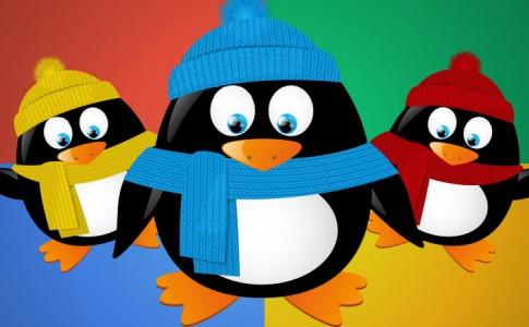 google-penguins