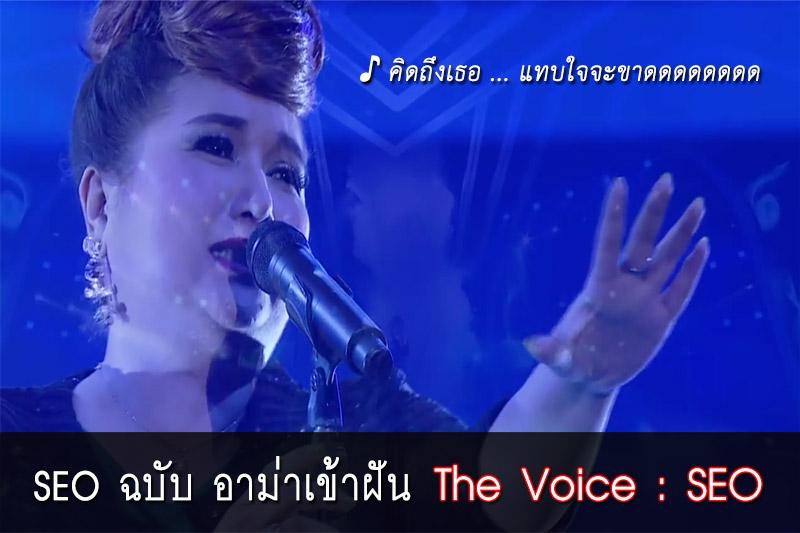 seo-the-voice
