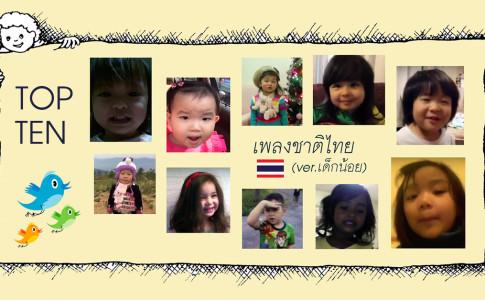 เพลงชาติไทย